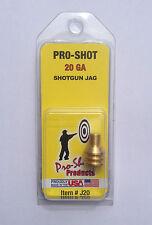 Pro Shot 20 Gauge Shotgun / Slug Gun Jag Brass Spear Tip