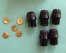 Acorns & Washers for 4 cylinder Distributor Caps DJ4 DK4 DKY4 Austin 7 Riley