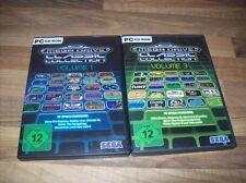 Sega Mega Drive Ultimate Collection vol.1 y Vol. 3 en 1 subasta mucho clásicos