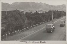 CHILE ANTOFAGASTA AVENIDA BRASIL REAL PHOTO