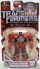 "ENFORCER IRONHIDE Transformers Movie 2 ROTF Legends Class 3"" inch Figure 2009"