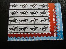 ITALIE - carte postale 5/9/1981 (cy10) italy