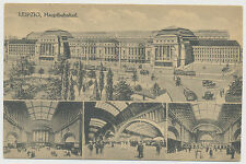 AK Leipzig Hauptbahnhof (Z532)