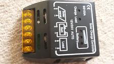 SOLAR-LADEREGLER max. 20 Amp. für belieb. Akkus Schutz vor Überspannung+Entladen