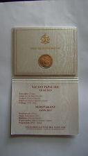Sehr gute Münzen aus dem Vatikan