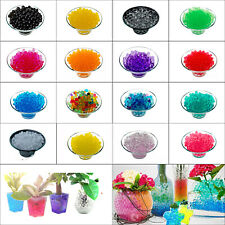 500 AQUA WATER BEADS CRYSTAL WEDDING PARTY TABLE DECOR CENTERPIECES DECORATIONS