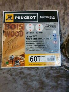 PEUGEOT Energyblade 254 254mm 60T 30mm Blade