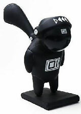 QUADRICS 001 BLACK ON BLACK VINYL TOY FIGURE MAXIM ZHETKOV