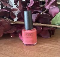 NEW CND Vinylux Nail Polish #278 OFFBEAT .5 oz full size Coral Long Wear