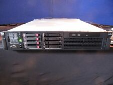 HP ProLiant DL385 G7 2x AMD Eight-Core Opteron 6136 2.4GHz 64GB  P410i  QLE2562