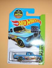 HW194 HOT WHEELS 2015 WORKSHOP 1963 63 STUDEBAKER CHAMP FACTORY SEALED 214/250