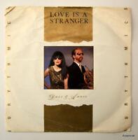Love Is A Strange  Eurythmics  Vinyl 45 Single
