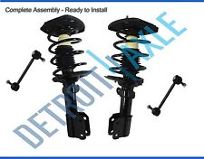 Complete Rear Strut Assembly + Sway Bar Link for 1997-2005 Buick Century Regal