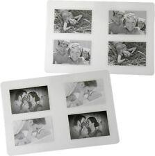 6 x Tischset Patzset Tischmatte Platzdecke für je 4 Fotos abwaschbar