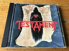 TESTAMENT The very best of  - CD