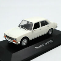 IXO 1:43 Peugeot 504 1969 Diecast Models Limited Edition Collection Altaya Toys