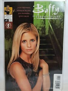 Buffy The Vampire Slayer Comic TALES OF THE SLAYERS #1  Dark Horse  Joss Whedon