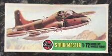 Airfix BAC Strikemaster 1:72 model kit 02044-6 series 2