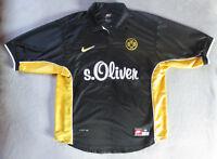 BVB Borussia Dortmund Trikot - Auswärts-Trikot 98/99 - Nike - Größe M