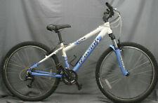 "Raleigh Tess Mountain Bike XX Small 13"" MTB Manitou Fork Shimano Deore Charity!"