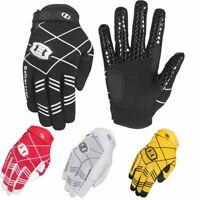 MBGL18-BLK 2018 Miken Pro Black Batting Gloves