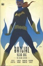 BATGIRL YEAR ONE DELUXE EDITION HC REPS #1-9 NEW/SEALED