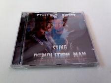 "ORIGINAL SOUNDTRACK ""DEMOLITION MAN"" CD 6 TRACKS BSO OST BANDA SONORA"