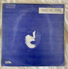 KISS Paul Stanley SOLO Corea TK 507 VINYL 33 LP ALBUM RARE DIFFERENT COVER