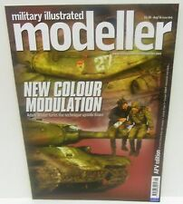 ADH Publishing - Military Illustrated Modeller New Colour Modulation      Book