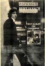 28/9/74PN25 BERT JANSCH, L.A TURNAROUND ALBUM ADVERT 15X11