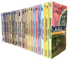 Inspector Montalbano Collection Andrea Camilleri 18 Books Set(1-18)Treasure Hunt