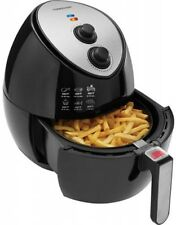 French Fry Maker Cooker Oil-less Air Deep Fryer Electric Bake Grill Kitchen 3.2q