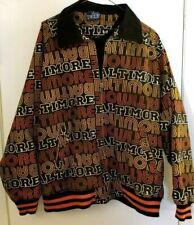 Delf BALTIMORE Logo Designer Jacket Coat 3XL