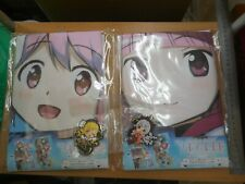 japan anime manga Puella Magi Madoka Magica Cloth Poster 2 set / Charm (y1 377