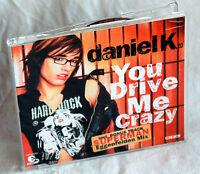 Single-CD DANIEL K. - You Drive Me Crazy