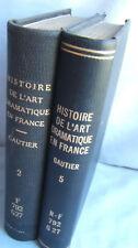 Histoire De L'Art Dramatique En France 1859 Vol 2, 5 Theophile Gautier FRENCH