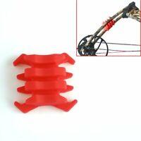 2Pcs Limbsaver Stabilizer Super Quad Split Limb Compound Bow Vibration Dampener