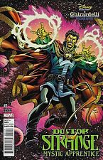 DOCTOR STRANGE #1 Mystic Apprentice El Capitan Soda Fountain Variant COMIC