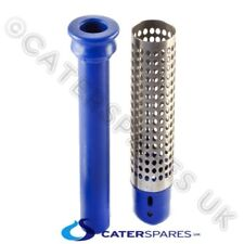 CATERING SINK PLUG & STRAINER 200MM TALL FOR COMMERCIAL KITCHENS SCHOOL PUBS