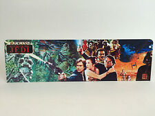 bn custom return of the jedi display backdrop for use with original grey stand