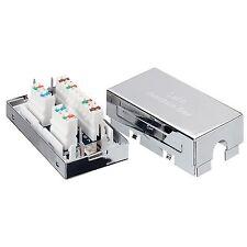 LogiLink anschlussbox, LSA cat.6+ metallo, schermato Connection Box np0012