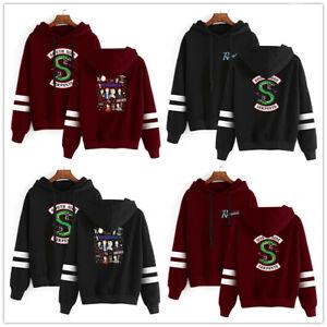 Riverdale South Side Serpents hoodie pullover Sweatshirt 3D Printed autumn coat