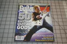 Guitar Player Magazine October 2011 Lindsey Buckingham, Bob Marley, Chuck Berry