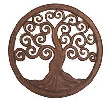 árbol de la vida 40cm Diámetro Para Colgar Decoración De Pared Relieve de pared