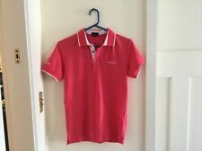 Short Sleeve Classic Polo, Rugby Casual Shirts for Men