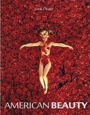 Mena Suvari Signed 8x10 Photo - American Beauty Poster Photo - Rare! H486