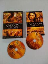 Kingdom of Heaven (DVD, 2005, 2 Disc, Widescreen)