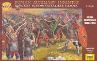 Zvezda Roman Auxiliary Infantry 1/72