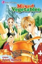 Mixed Vegetables, Vol. 4, Ayumi Komura, Good Book
