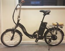 "Elife Explorer 36v Electric Folding Bike 20"" Black **MANUFACTURER REFURBISHED**"